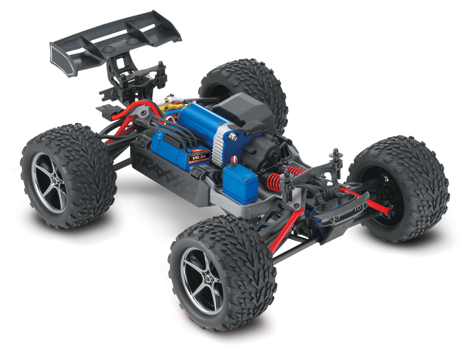 electric rc buggy kit with Traxxas Revo Vxl on Epic cars for batman fans 17 pics also Traxxas Revo Vxl additionally 109291 as well 222009471376 together with Nitro Remote Control Truck.