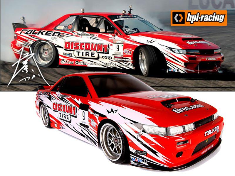 hpi e 10 nissan 1 10 drift rtr. Black Bedroom Furniture Sets. Home Design Ideas