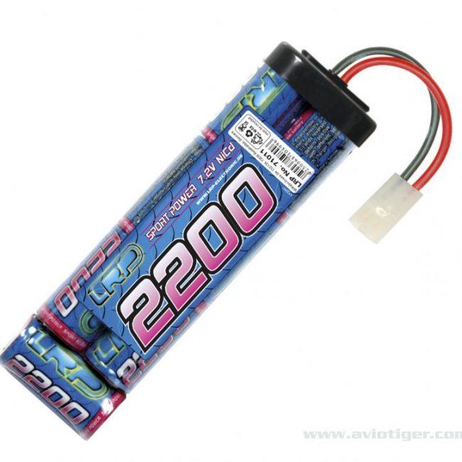 270071021 NIMH 8.4V