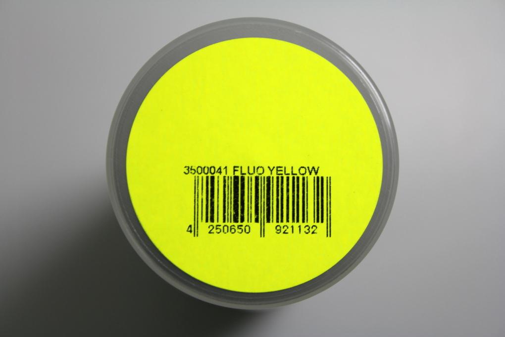 peinture lexan jaune fluo 150ml. Black Bedroom Furniture Sets. Home Design Ideas