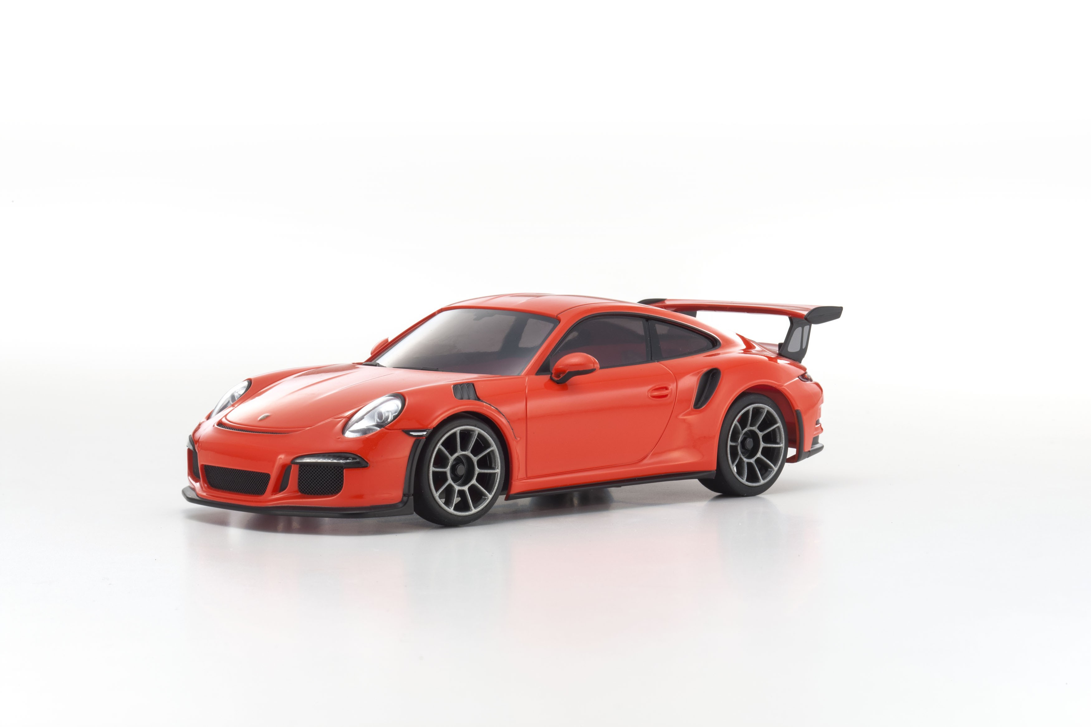 koyosho miniz mr03 sports 2 porsche 911 gt3 rs orange n rm kt19. Black Bedroom Furniture Sets. Home Design Ideas