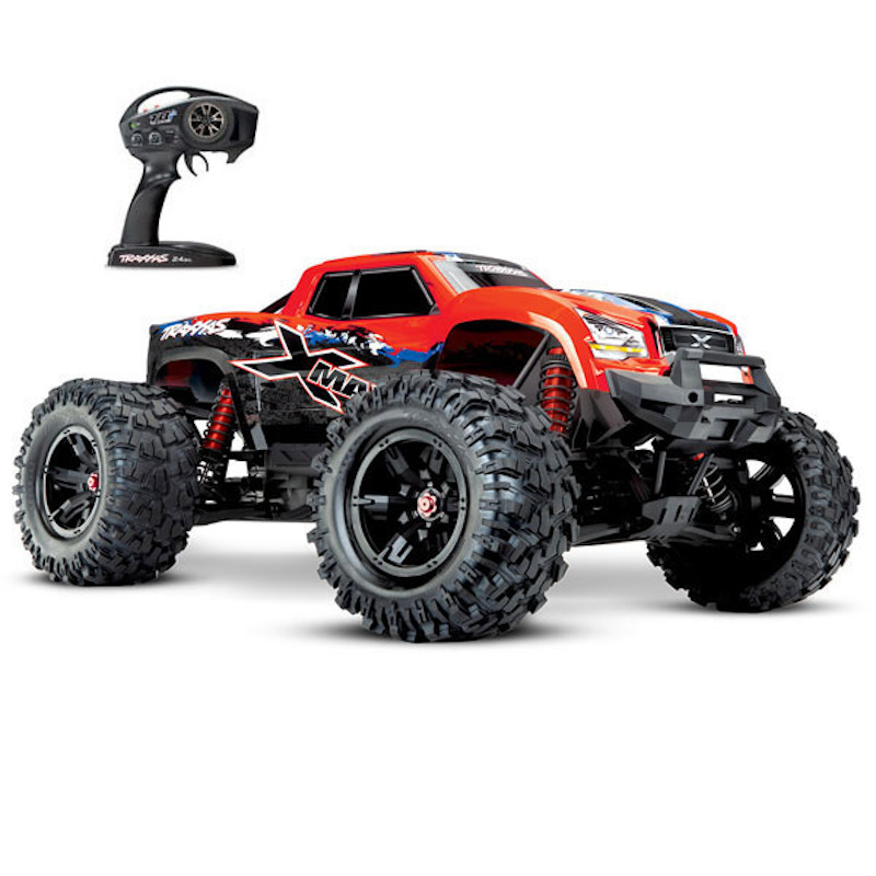 traxxas-x-max-rouge