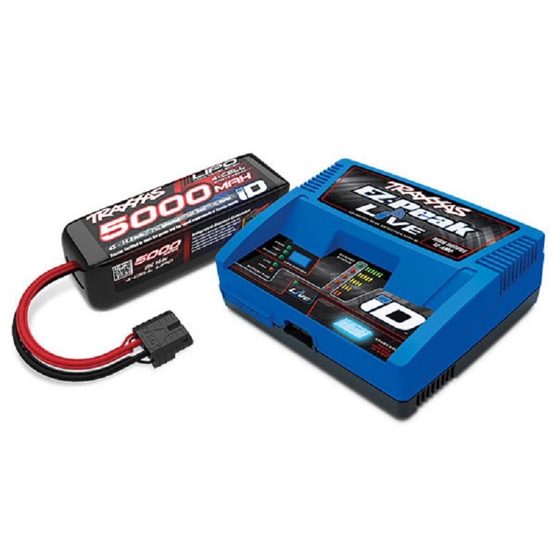 PACK-CHARGEUR-TRAXXAS