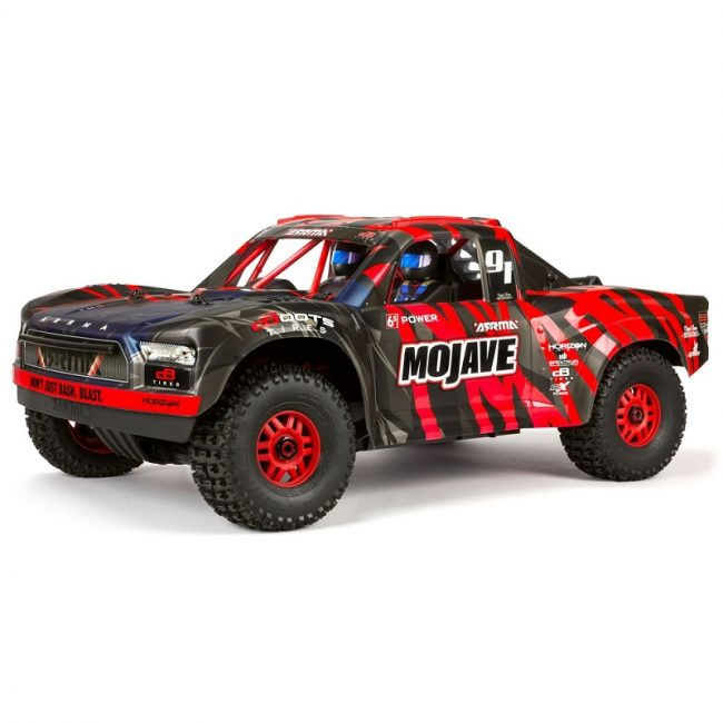 Arrma-Mojave-rouge-short-course