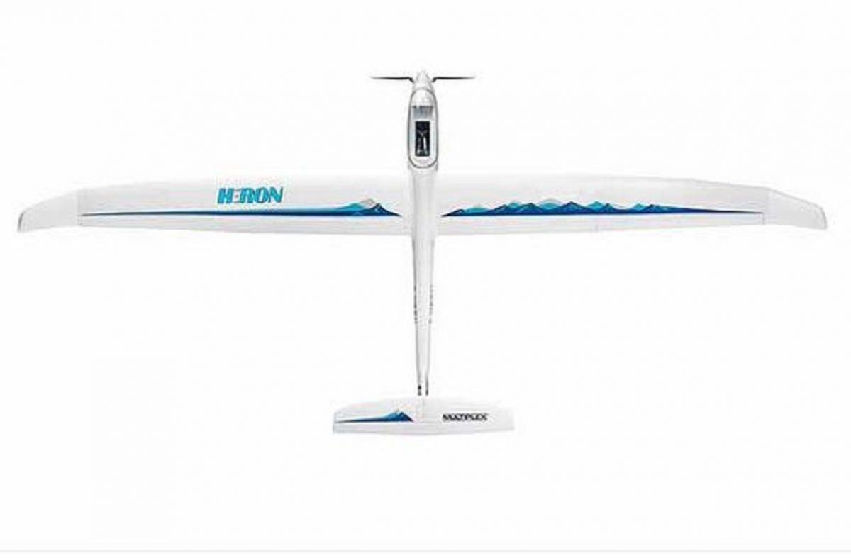 multiplex-heron-motoplaneur